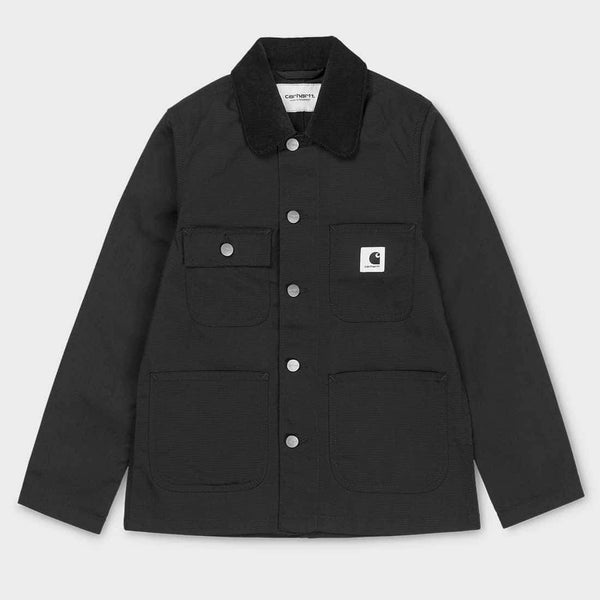 product: Carhartt WIP Women's Michigan Jacket Black / Black