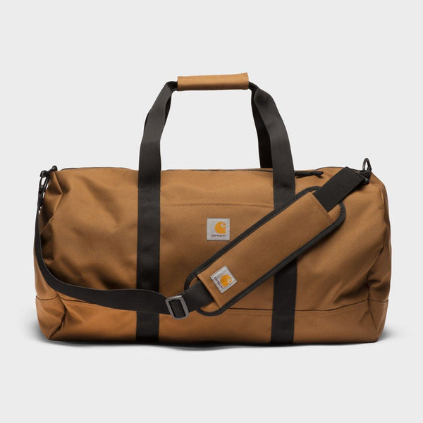 product: Carhartt WIP Wright Duffle Bag Hamilton Brown