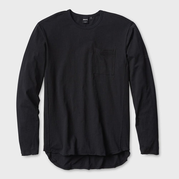product: Deus Ex Machina Andre Ls Tee Black
