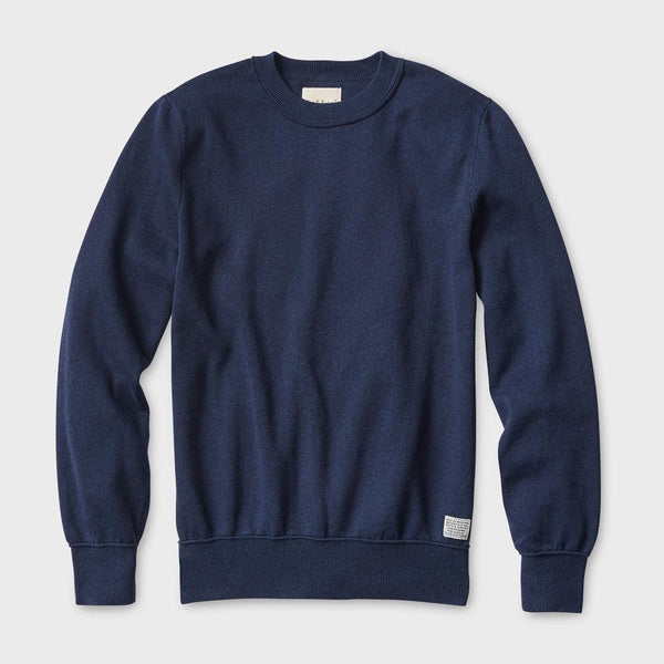 product: Deus Ex Machina Basic Crew Navy Marie