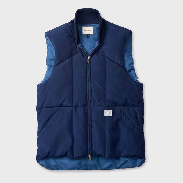 Deus Ex Machina Kenny Vest Navy