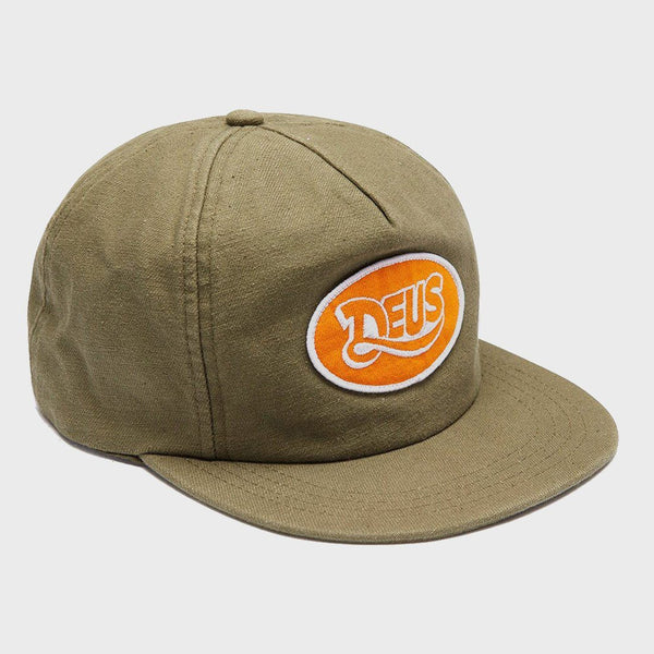 product: Deus Ex Machina Romero Reucker Cap Olive
