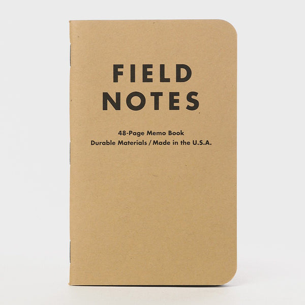 product: Field Notes Original Ruledbrown