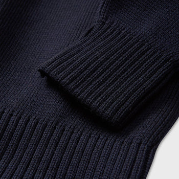 product: Filson Crewneck Guide Sweater Dark Navy