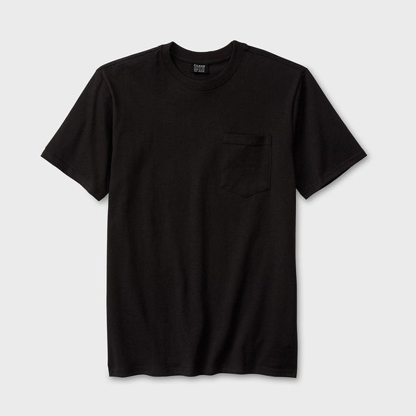 product: Filson Short Sleeve Outfitter Solid Onepackett T Shirt Faded Black