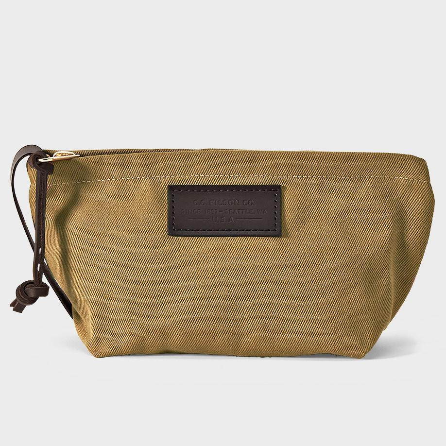 Filson Travel Kit Small Tan