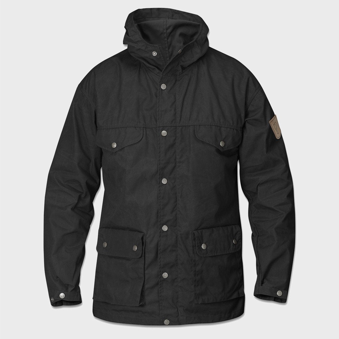 Fjallraven Greenland Jacket Black
