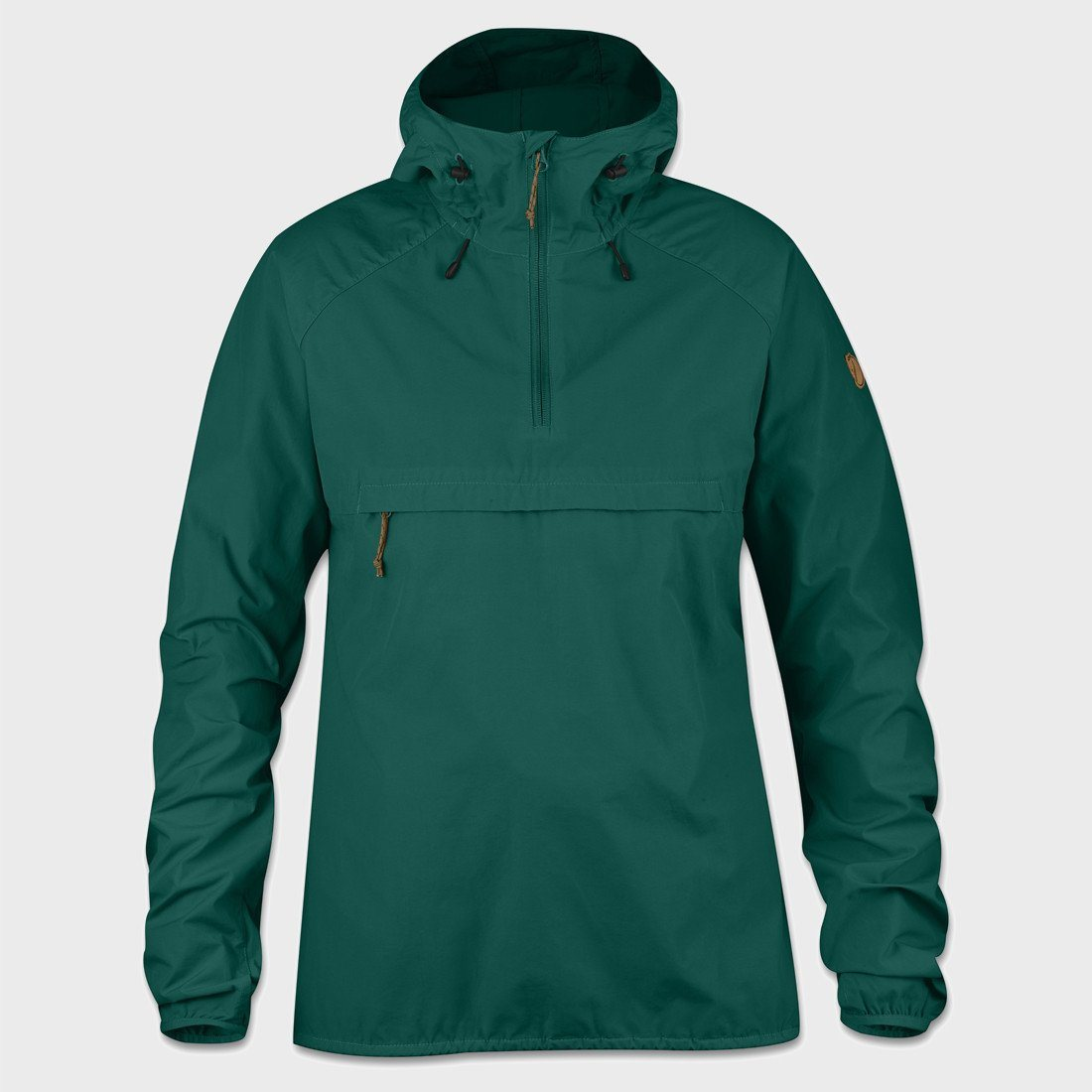 Fjallraven High Coast Anorak Women's Copper Green