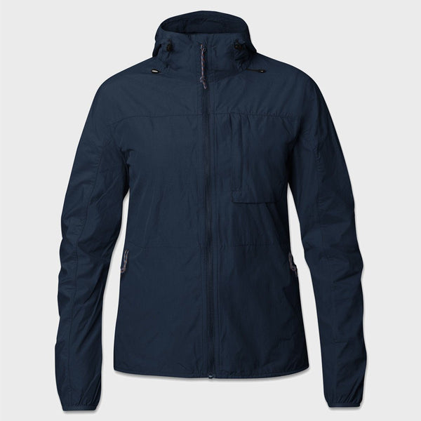 product: Fjallraven High Coast Wind Jacket Women's Navy