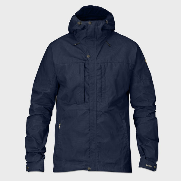 product: Fjallraven Skogso Jacket Dark Navy
