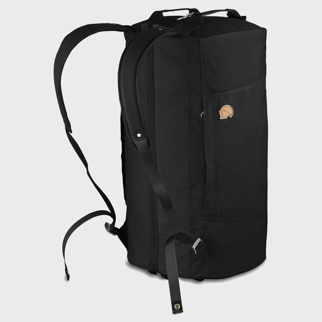 Fjallraven Splitpack Large Backpack Black