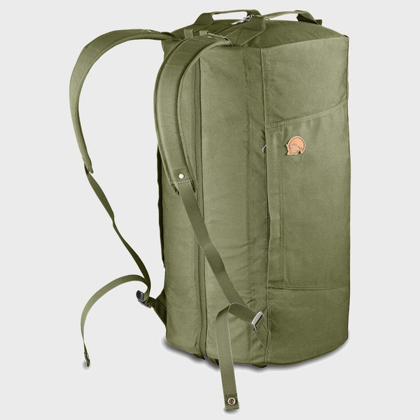 product: Fjallraven Splitpack Large Backpack Green