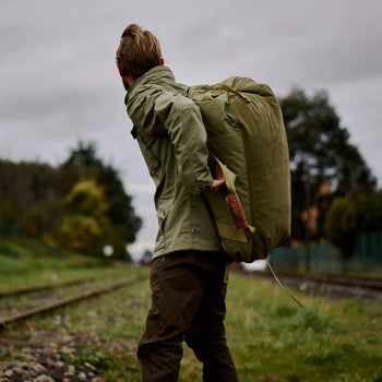 product: Fjallraven Splitpack Large Backpack Black