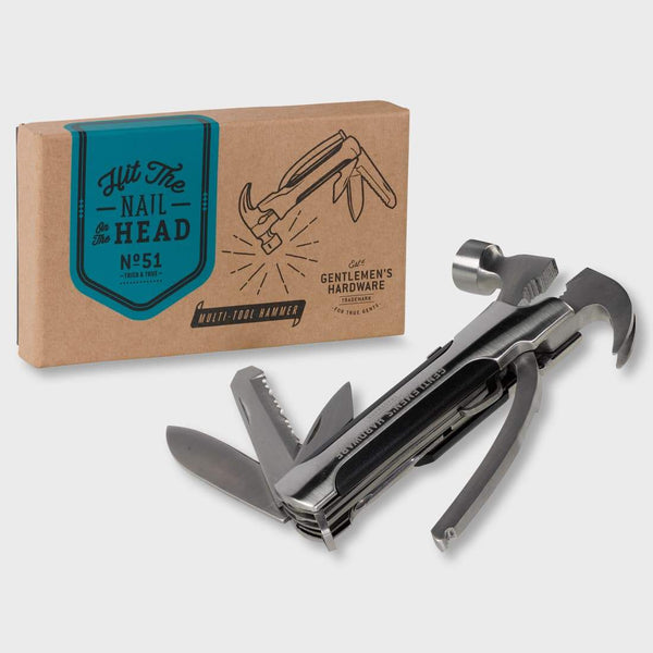 product: Gentlemen's Hardware Hammer Multi Tool