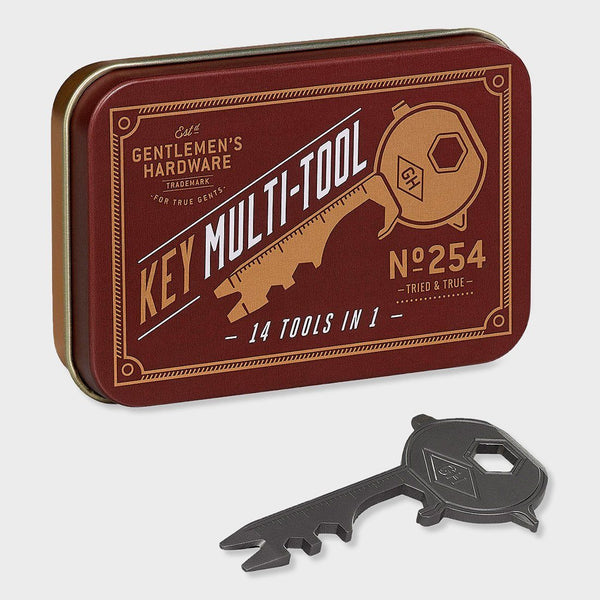 product: Gentlemen's Hardware Key Multi Tool