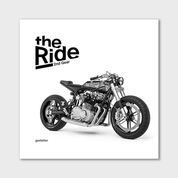 product: Gestalten Books The Ride 2nd Gear