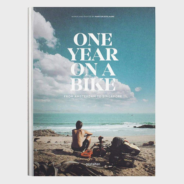 product: Gestalten One Year On A Bike