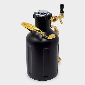 product: Growlerwerks Ukeg 64 Black Matte