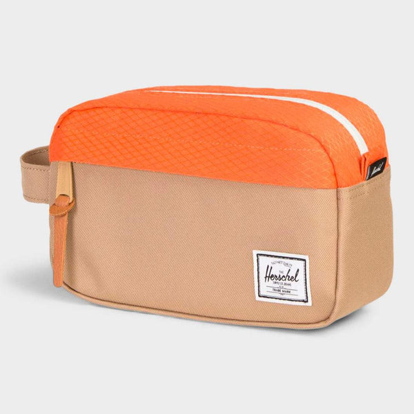 product: Herschel Chapter Carry On Kelp/ Vermillion