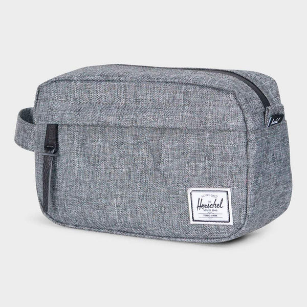 product: Herschel Chapter Carry On Raven Crosshatch
