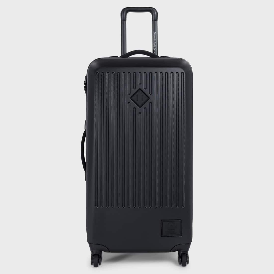 Herschel Trade L Luggage Black