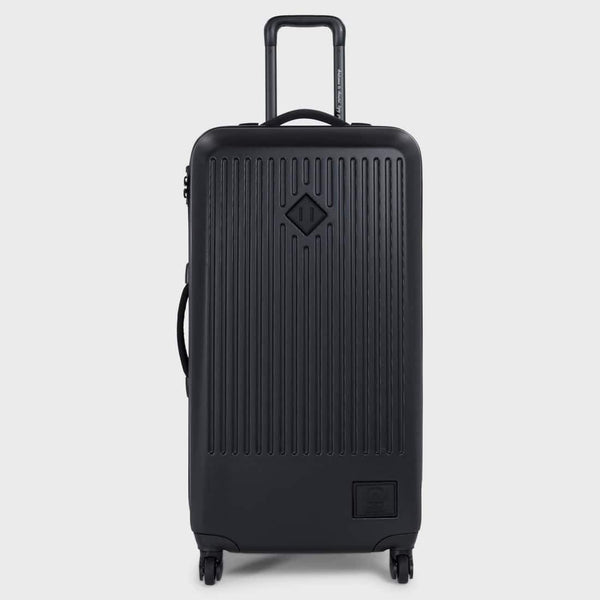 product: Herschel Trade L Luggage Black