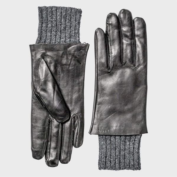 product: Hestra Megan Glove Black