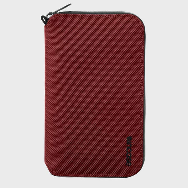 product: Incase Passport Wallet Deep Red