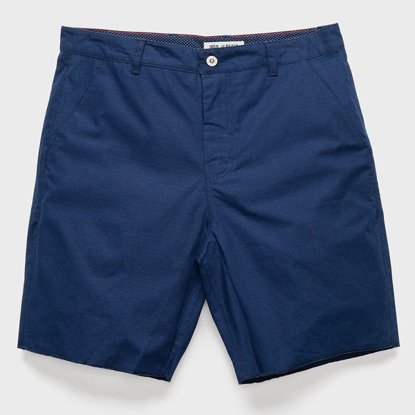 product: Iron & Resin Standard Issue Chino Short Navy