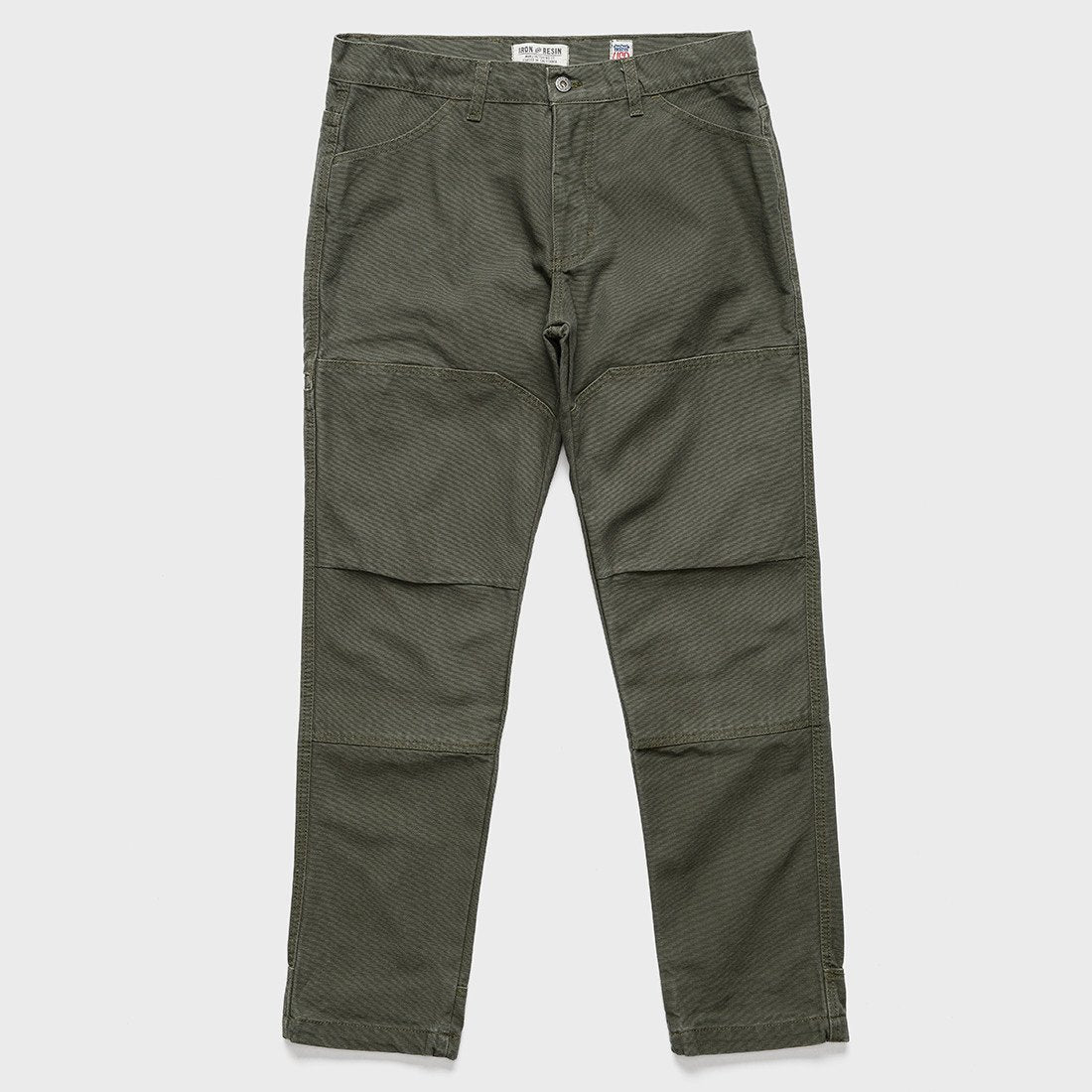 Iron & Resin Union Workpant Olive