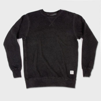 product: Iron & Resin Tide Wash Fleece Black