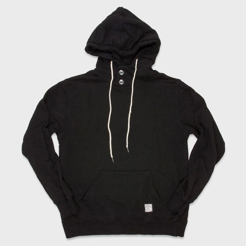 Iron & Resin Todos Santos Pullover Black