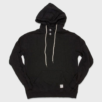 product: Iron & Resin Todos Santos Pullover Black