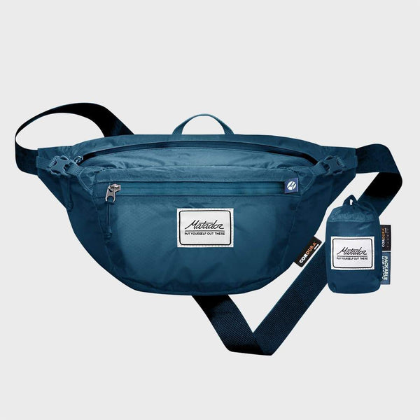 product: Matador Daylite Hip Pack (Fanny Pack) Indigo