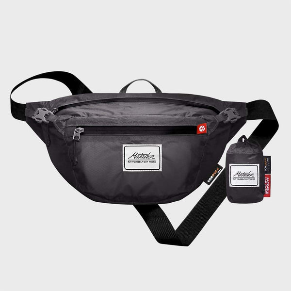 product: Matador Daylite Hip Pack (Fanny Pack) Grey