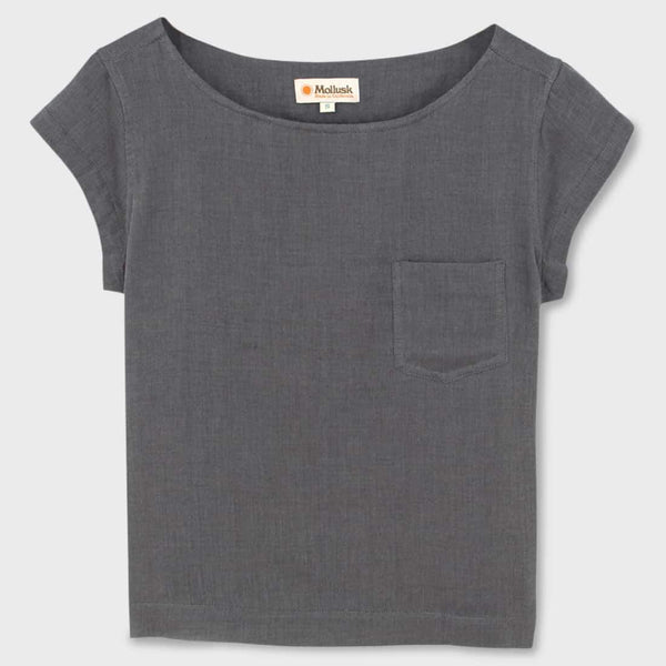 product: Mollusk Benetau T-shirt Black