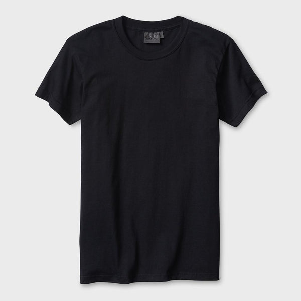 product: Naked & Famous Ringspun Cotton T-Shirt Black