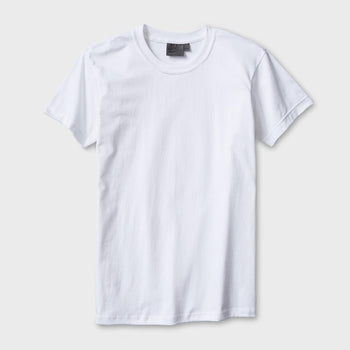 product: Naked & Famous Ringspun Cotton T-Shirt White