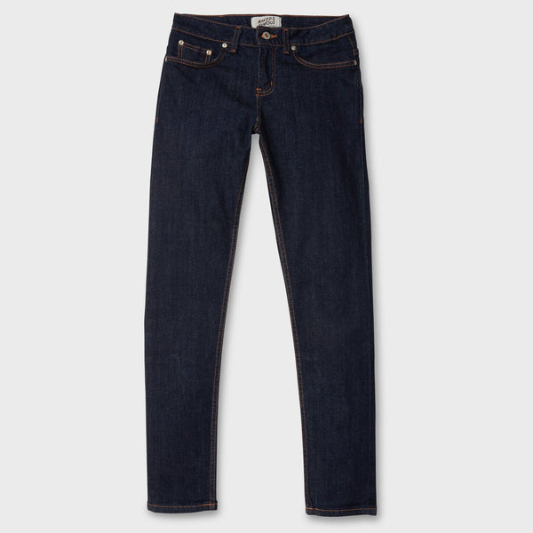 product: Naked & Famous 11oz Stretch Selvage Indigo