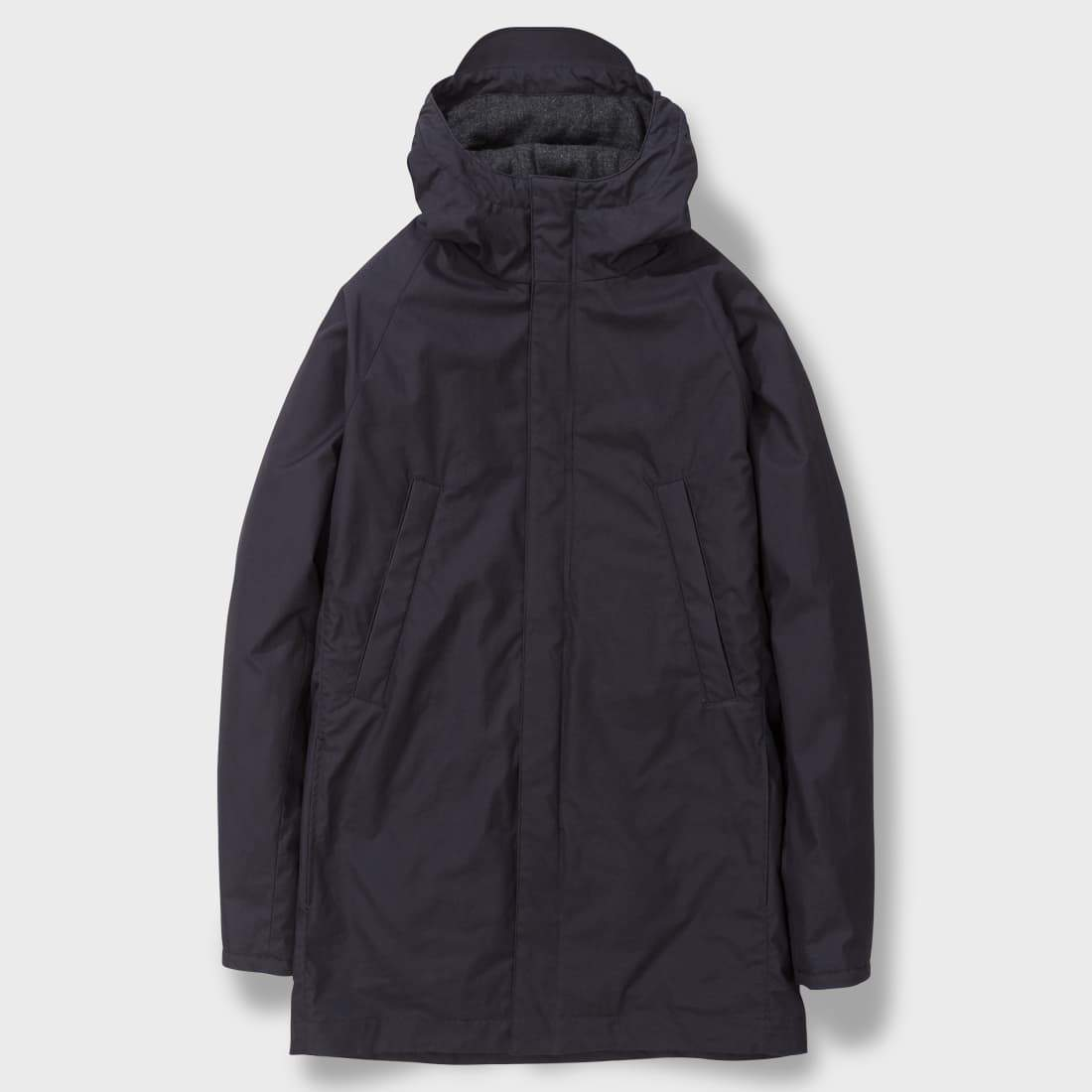 Norse Projects Lindisfarne 2.0 Cambric Black