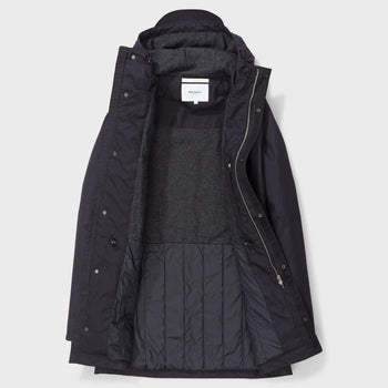 product: Norse Projects Lindisfarne 2.0 Cambric Black