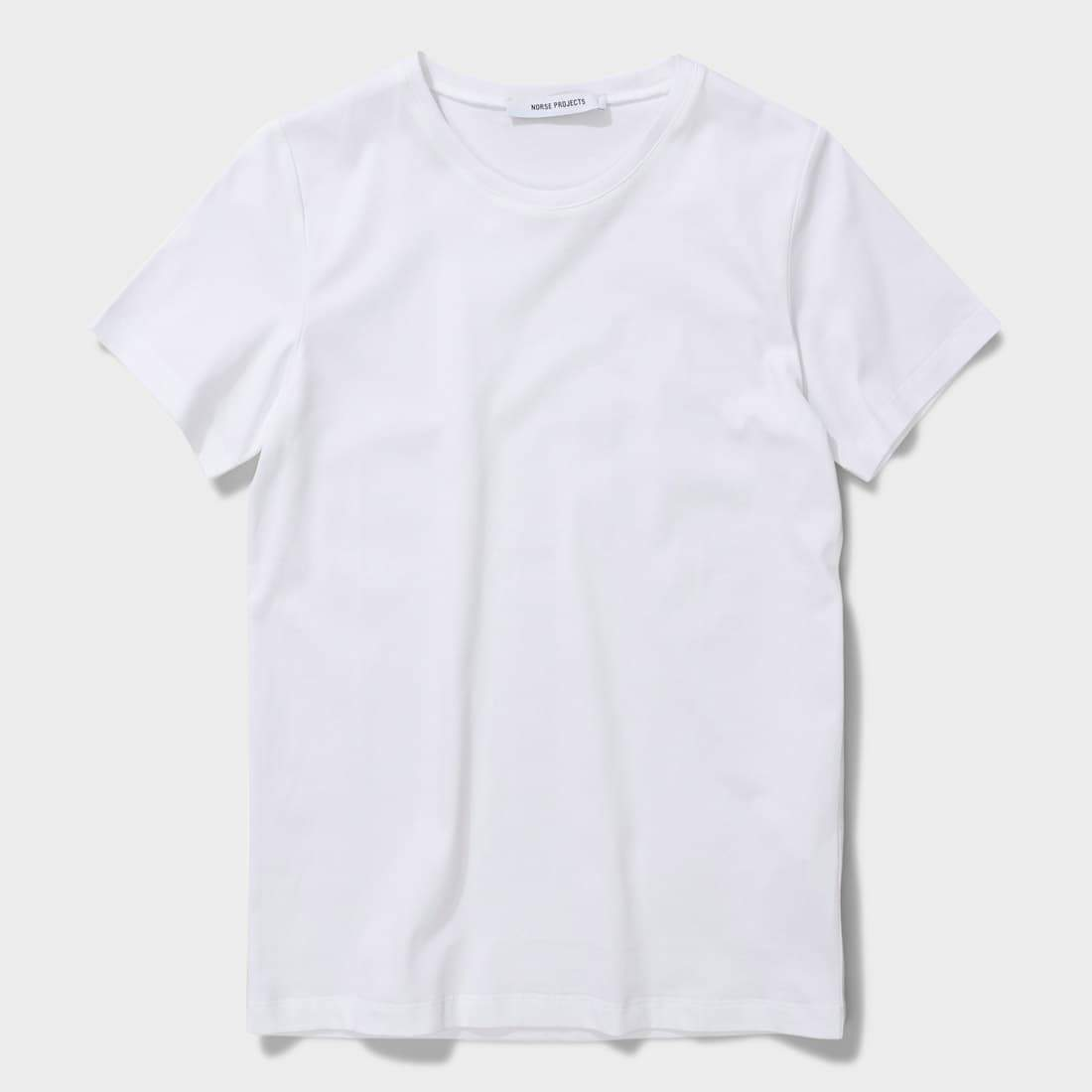 Norse Projects Gro Standard Cotton White