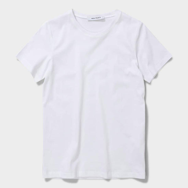 product: Norse Projects Gro Standard Cotton White