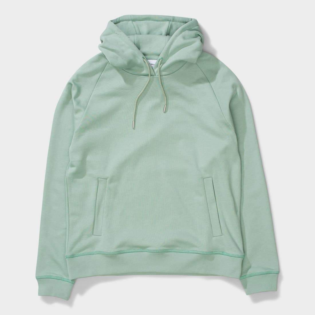 Norse Projects Olivia Hood Sweat Pale Jade