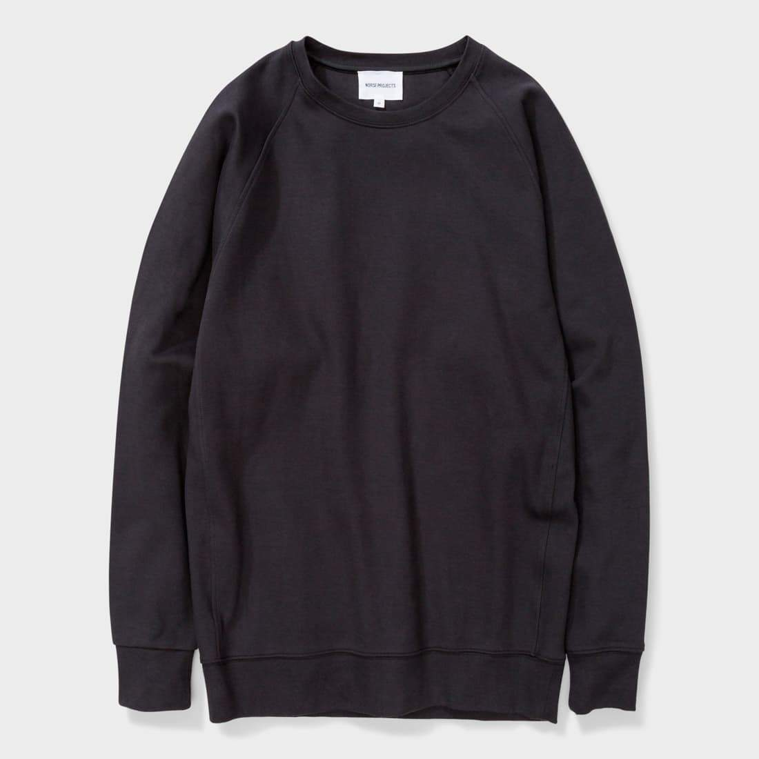 Norse Projects Vorm Summer Interlock Black