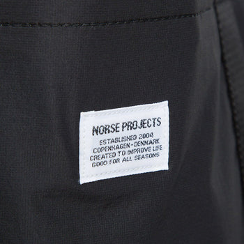 product: Norse Projects Ripstop Tote Black
