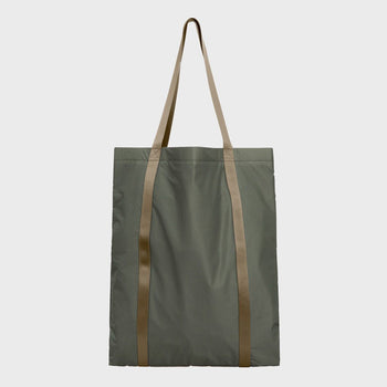 product: Norse Projects Ripstop Tote Dried Olive