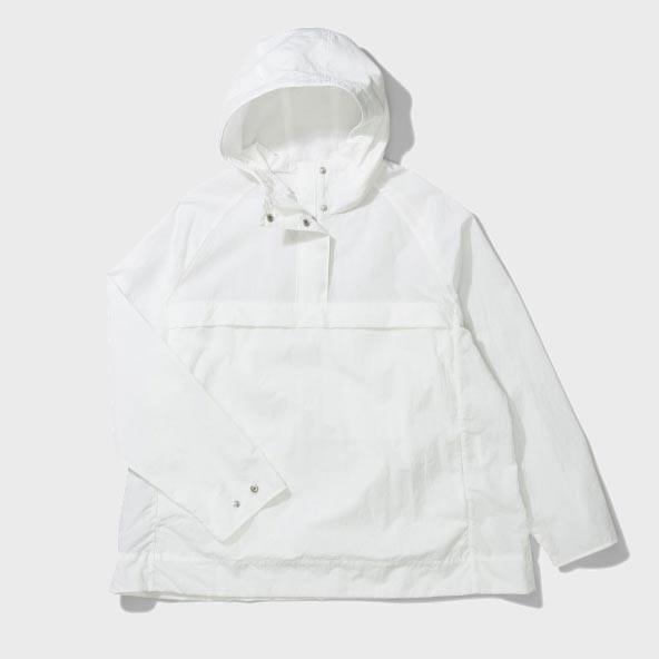 Norse Projects Rea Rain White