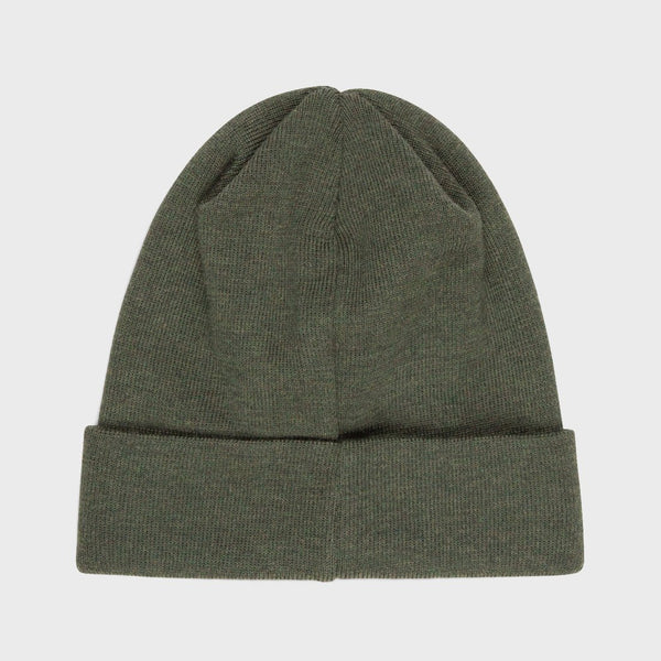 product: Norse Projects Top Beanie Dried Olive