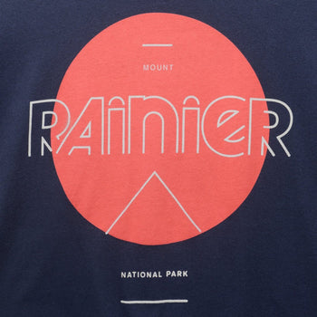 product: Parks Project Rainer Mod Tee Navy